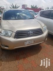 New Toyota Kluger 2006 Gold | Cars for sale in Central Region, Kampala