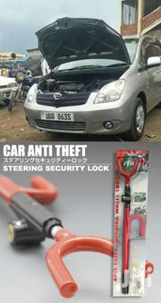 RED STEERING WHEEL LOCK FOR CARS   Vehicle Parts & Accessories for sale in Central Region, Kampala