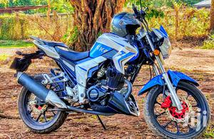 Motorcycle 2016 Blue