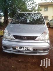 Nissan Serena Model 2002. Silver Colour In Excellent Conditions | Cars for sale in Central Region, Kampala