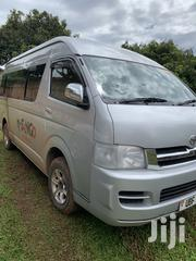 New Toyota HiAce 2005 Gray | Cars for sale in Central Region, Kampala