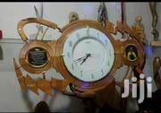 Wood Flamed Clock | Arts & Crafts for sale in Central Region, Masaka