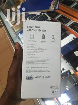 New Samsung Galaxy J6 Plus 64 GB Black