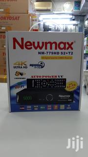 Newmax Free To Air Combo Decorder | TV & DVD Equipment for sale in Central Region, Kampala
