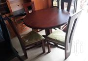 4 Seater Dining Table With 2 Table Cloths | Furniture for sale in Central Region, Kampala
