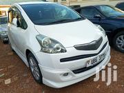 New Toyota Ractis 2006 White   Cars for sale in Central Region, Kampala