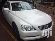 New Toyota Mark X 2005 White | Cars for sale in Central Region, Kampala