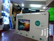 New Hisense 55 Inches Smart 4K Digital/Satellite Flat Screen TV | TV & DVD Equipment for sale in Central Region, Kampala