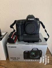 Canon Eos 5d Mark Iv 30.4 Mp Digital Slr Camera (Black) | Photo & Video Cameras for sale in Central Region, Kampala