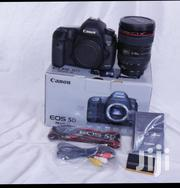 Canon Eos 5d Mark Iii 30.4 Mp Digital Slr Camera (Black) | Photo & Video Cameras for sale in Central Region, Kampala