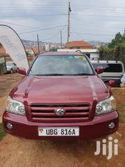 Toyota Kluger 2006 Red | Cars for sale in Central Region, Kampala