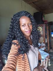 Long Curly Black Wig | Hair Beauty for sale in Central Region, Kampala