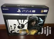 SONY Playstation 4 Ps4 PRO Death Stranding Limited | Video Game Consoles for sale in Central Region, Kalangala