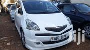 Toyota Ractis 2008 White | Cars for sale in Central Region, Kampala