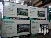 HISENSE 32 INCHES DIGITAL/SATELLITE LED FLAT SCREEN | TV & DVD Equipment for sale in Central Region, Kampala