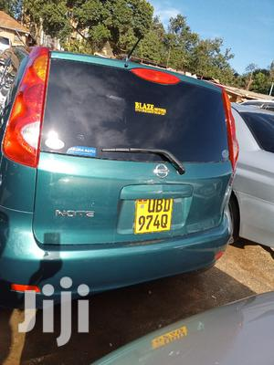 New Nissan Note 2005 Green