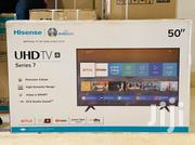 Hisense 50 Inches 4K UHD Smart TV | TV & DVD Equipment for sale in Central Region, Kampala