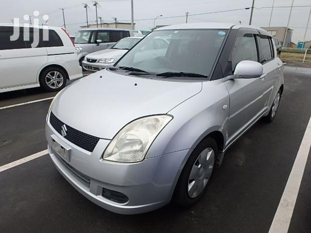 Archive: Suzuki Swift 2007 Silver