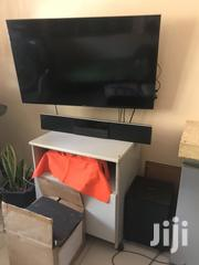 "Samsung 4K 48"" TV And Phillip'S Sound System 