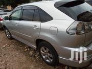 Toyota Harrier 2007 Silver   Cars for sale in Central Region, Kampala