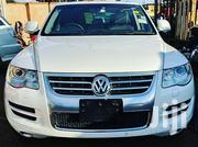Volkswagen Touareg 2008 White | Cars for sale in Central Region, Kampala