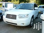 Subaru Forester 2007 White   Cars for sale in Central Region, Kampala