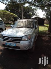 Ford Everest 2013 Silver | Cars for sale in Central Region, Kampala