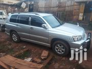 Toyota Kluger 2004 Silver | Cars for sale in Central Region, Wakiso