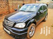 Mercedes-Benz M Class 2010 Black | Cars for sale in Central Region, Kampala