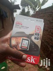 Sandisk 16 Gb Memory Card For Cameras | Photo & Video Cameras for sale in Central Region, Kampala