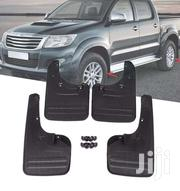Hilux Rear Mudguard Set Of 4 | Vehicle Parts & Accessories for sale in Central Region, Kampala