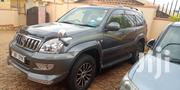 Toyota Land Cruiser Prado 2006 Gray | Cars for sale in Central Region, Kampala