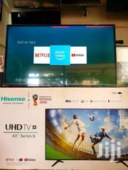 Brand Boxed Hisense 43inches Smart 4k UHD | TV & DVD Equipment for sale in Central Region, Kampala