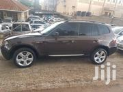 BMW X3 2005 2.5i Brown | Cars for sale in Central Region, Kampala