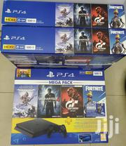 PS 4 500GB With 4 Games | Books & Games for sale in Central Region, Kampala