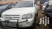 Toyota Kluger 2005 White | Cars for sale in Central Region, Kampala