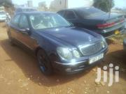 Mercedes-Benz E240 2004 Blue | Cars for sale in Central Region, Kampala