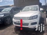 Volkswagen Touareg 2012 TDI Sport White | Cars for sale in Central Region, Kampala
