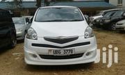 Toyota Ractis 2006 White | Cars for sale in Central Region, Kampala