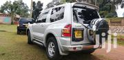 Mitsubishi Pajero 2003 Silver | Cars for sale in Central Region, Kampala