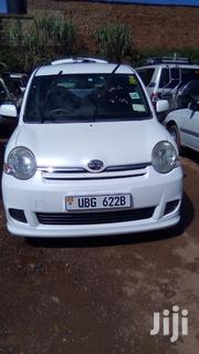 Toyota Sienta 2004 White | Cars for sale in Central Region, Kampala