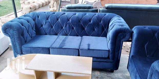 Archive: An Executive Navy Blue 7 Seater