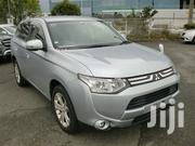 Mitsubishi Outlander 2013 Silver | Cars for sale in Central Region, Kampala