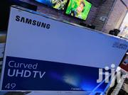 49 Inches Samsung Curve | TV & DVD Equipment for sale in Central Region, Kampala
