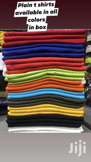 Plain T Shirts | Clothing for sale in Central Region, Kampala