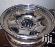 Original Ordinary Rims For Land Cruiser 2 Size 16 | Vehicle Parts & Accessories for sale in Central Region, Kampala