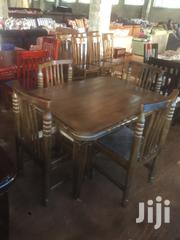 Dark Green 4 Seaters Dining Set | Furniture for sale in Central Region, Kampala
