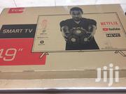 TCL Smart Tv 49 Inches | TV & DVD Equipment for sale in Central Region, Kampala