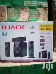 Djack (Dj-403) Home Theater System | Audio & Music Equipment for sale in Central Region, Kampala