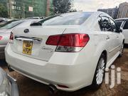 Subaru Legacy 2012 White | Cars for sale in Central Region, Kampala